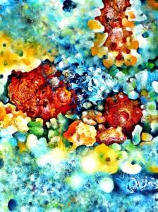 Primavera – Acrylic on canvas