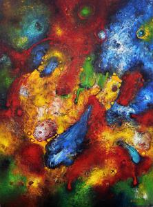 Untitled 03 – acrylic on canvas