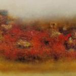 Landscape - Oil on canvas - 35 x 45 cm