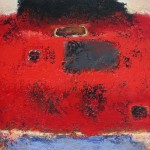 Untitled - Acrylic on canvas - 25 x 35 cm