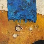 Untitled - Acrylic on canvas - 34 x 24 cm