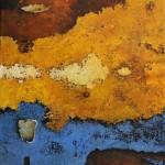 Untitled - Acrylic on canvas - 35 x 30 cm