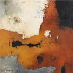 Untitled - Acrylic on canvas - 30 x 30 cm