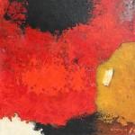 Untitled - Acrylic on canvas - 20 x 20 cm