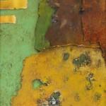 Untitled - Acrylic on canvas - 30 x 25 cm