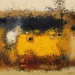 Untitled 40 x 40 cm - Acrylic on canvas