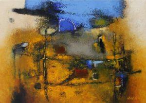 Street – 20 x 30 – Acrylic on canvas
