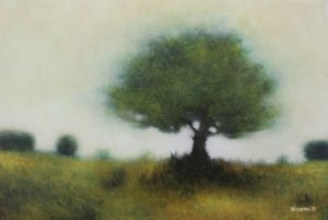 Tree – 20 x 30 cm – Oil on canvas