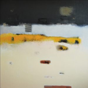 Urb – 90 x 90 cm – oil on canvas
