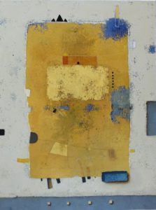 The Heaven – 80 x 60 cm – Acrylic on canvas