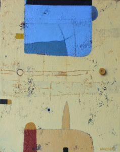 Board 5 – Acrylic on canvas – 30 x 24 cm