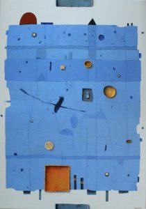 The Marine Board – Acrylic on canvas – 100 x 70 cm